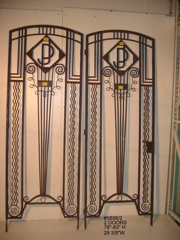 french doors exterior wrought iron photo - 5