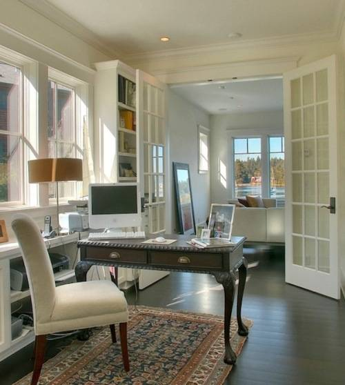 french doors for interior office photo - 5