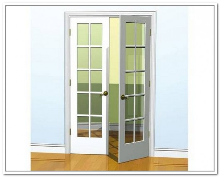 Add elegance to your home with french doors interior 36 for Exterior closet doors
