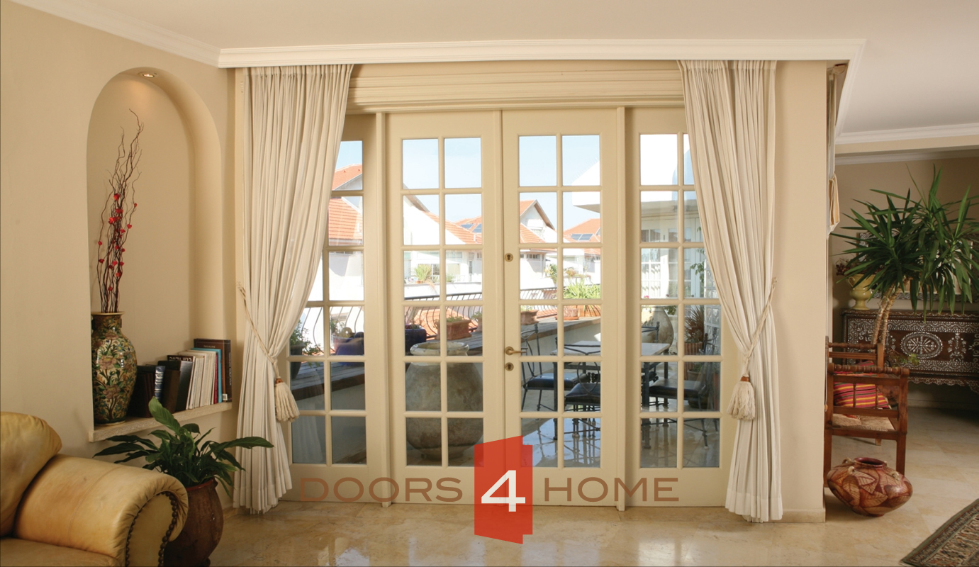 French doors interior 8 foot ideas 2016 interior for Interior french patio doors