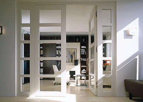 Amazing French Doors Interior Bedroom Photo   4