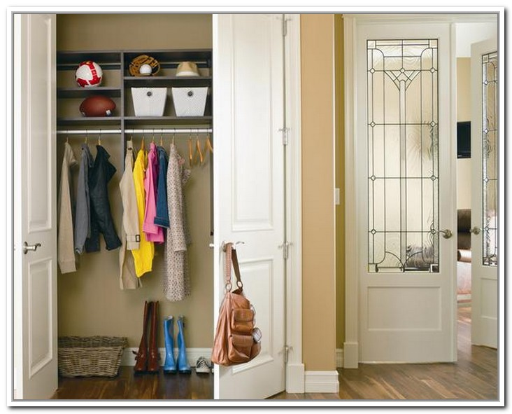 french doors interior closet photo - 4