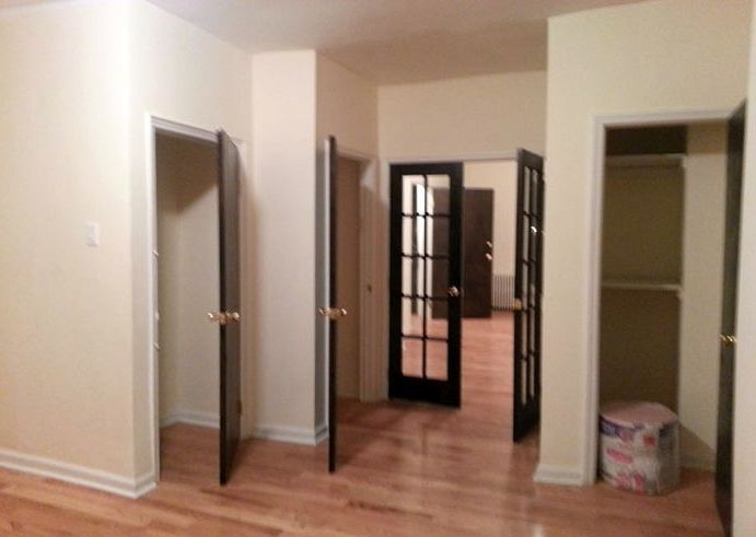 french doors interior closet photo - 5