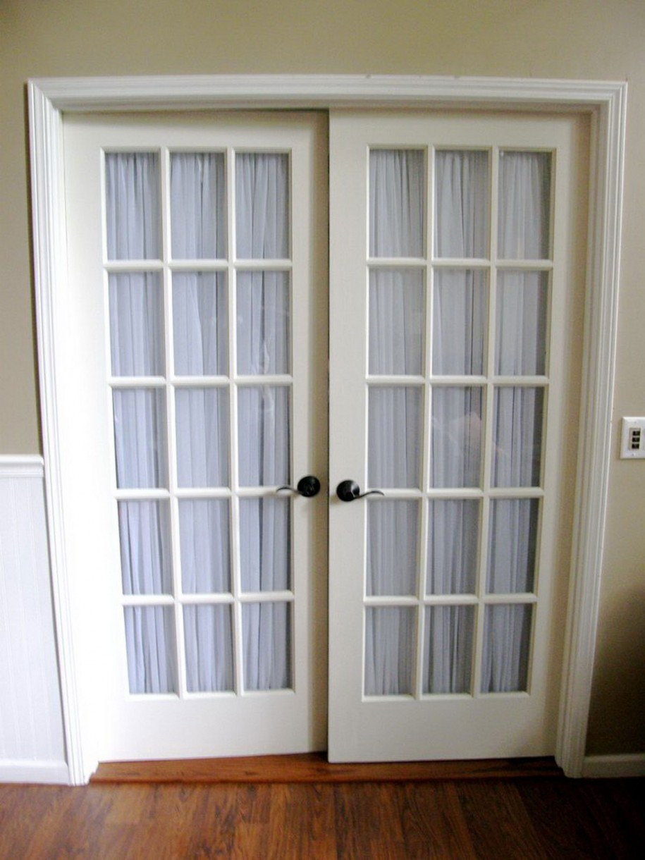 French doors interior design ideas 16 ways to make your for Interior french doors