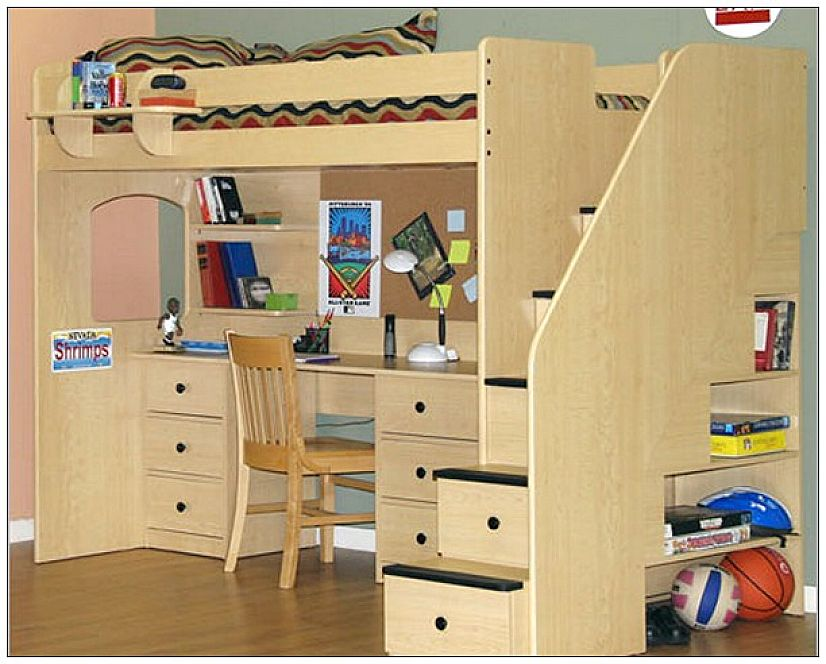 full size bedroom furniture for kids photo - 5