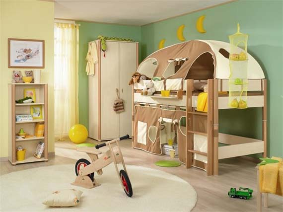 funky bedroom furniture for kids photo - 1
