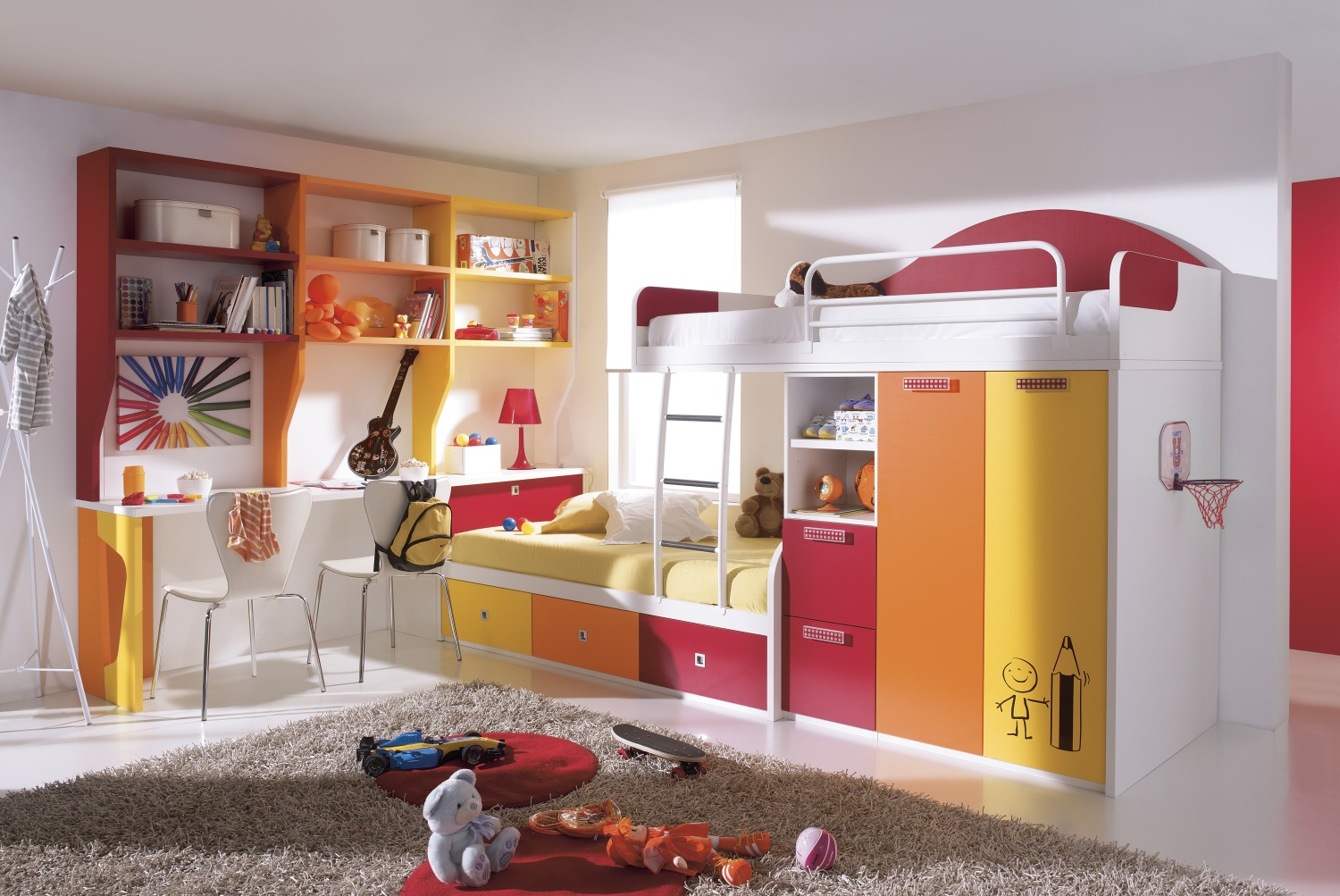 funky bedroom furniture for kids photo - 4