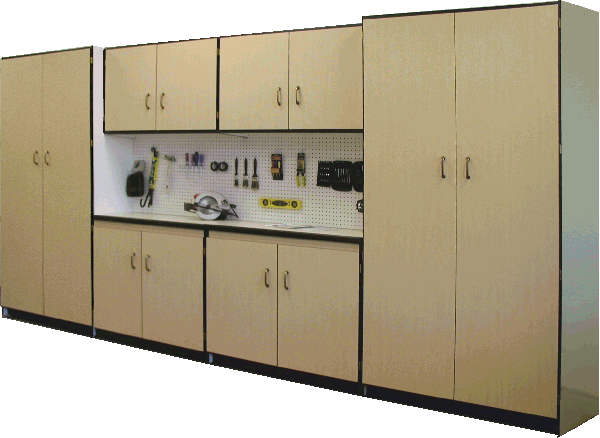 garage cupboard designs photo - 2