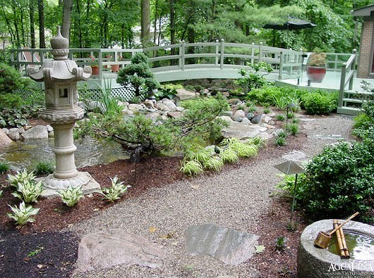 garden design asian ideas photo - 6