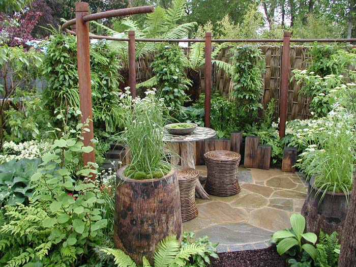 garden design ideas dogs photo - 6