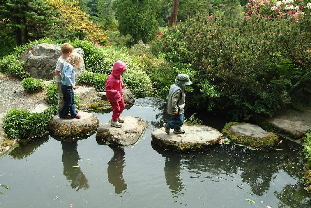 garden design ideas for children photo - 6