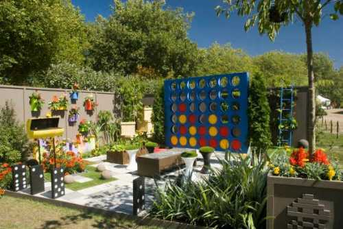 garden design ideas for kids - Garden Design Kids