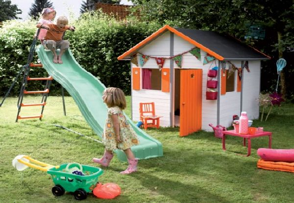 garden design ideas for kids photo - 3