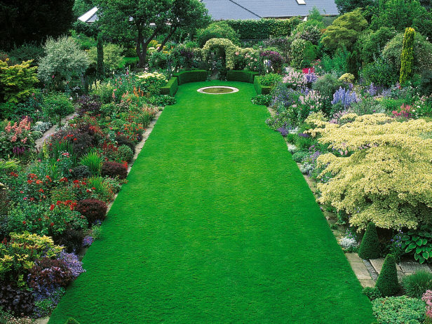 garden design ideas for large gardens photo - 4