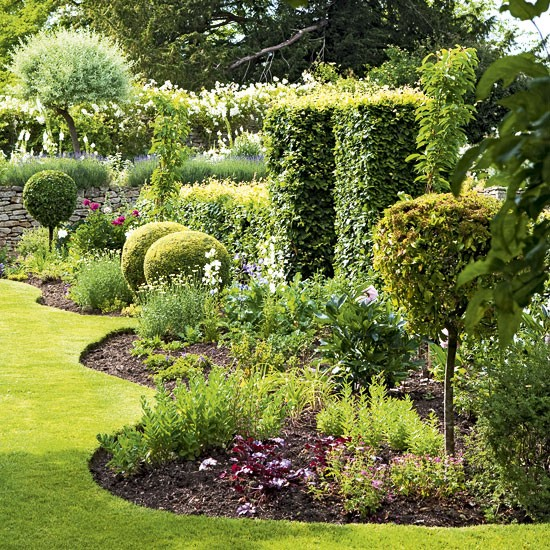 garden design ideas for large gardens photo - 6