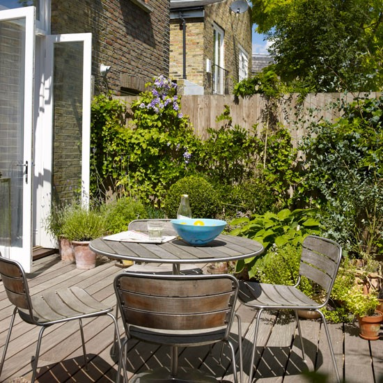 garden design ideas for terraced house photo 3