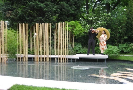 garden design ideas japanese photo - 4