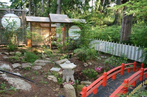 garden design ideas japanese photo - 5
