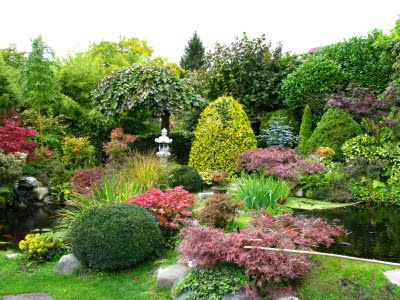 garden design ideas japanese photo - 6