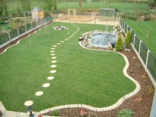 Garden Design Ideas garden design ideas Garden Design Ideas Large Gardens Photo 2