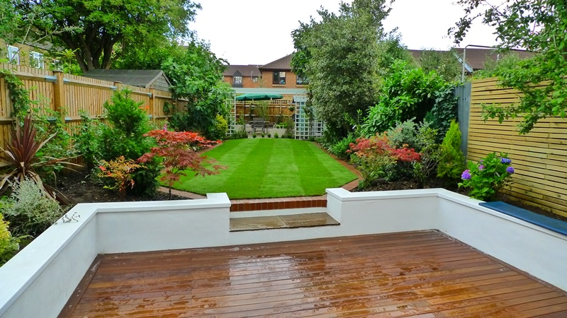 garden design ideas london photo - 1