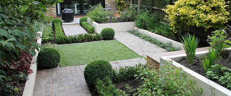 garden design ideas london photo - 4