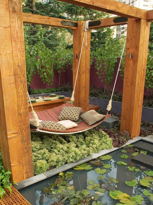 garden design ideas modern photo - 5