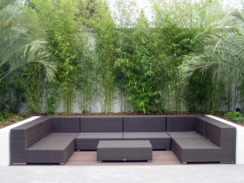 garden design ideas modern photo - 6
