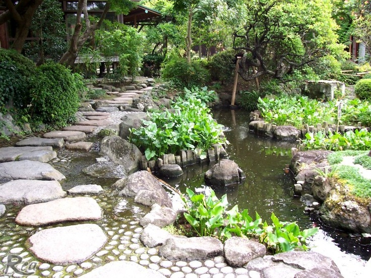garden design ideas zen photo - 6
