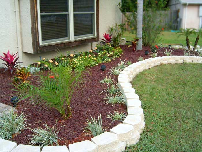garden edging design ideas photo - 1