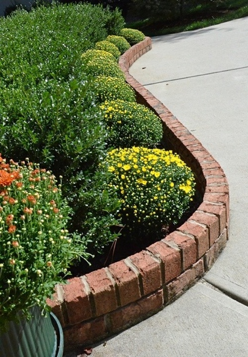garden edging design ideas photo - 4