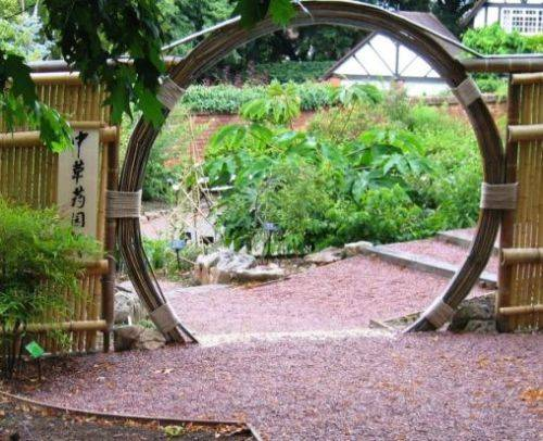 garden entrance ideas photo - 4