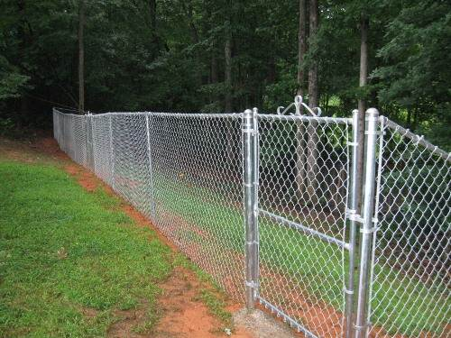 garden fencing ideas for dogs photo - 1
