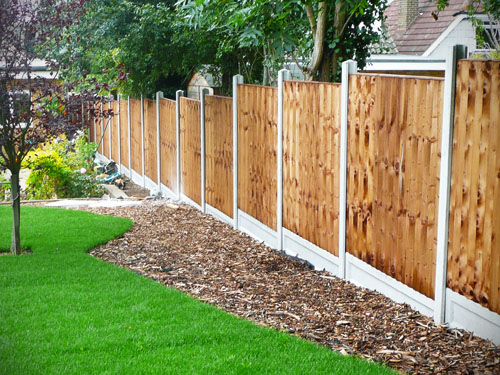 garden fencing ideas photos photo - 2