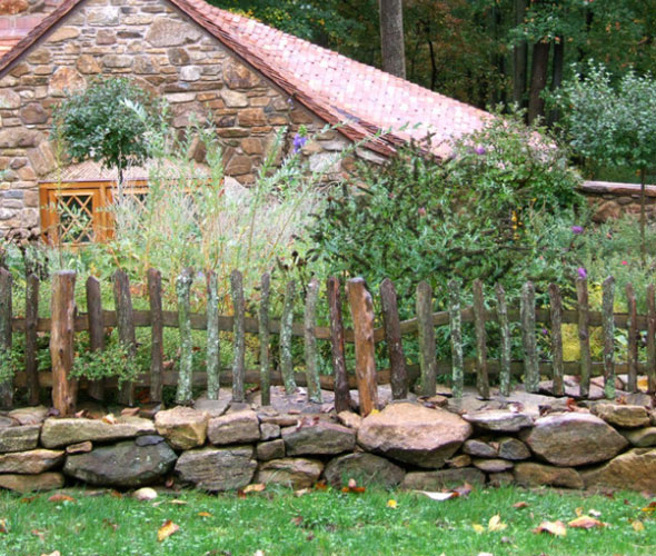 garden fencing ideas photos photo - 6