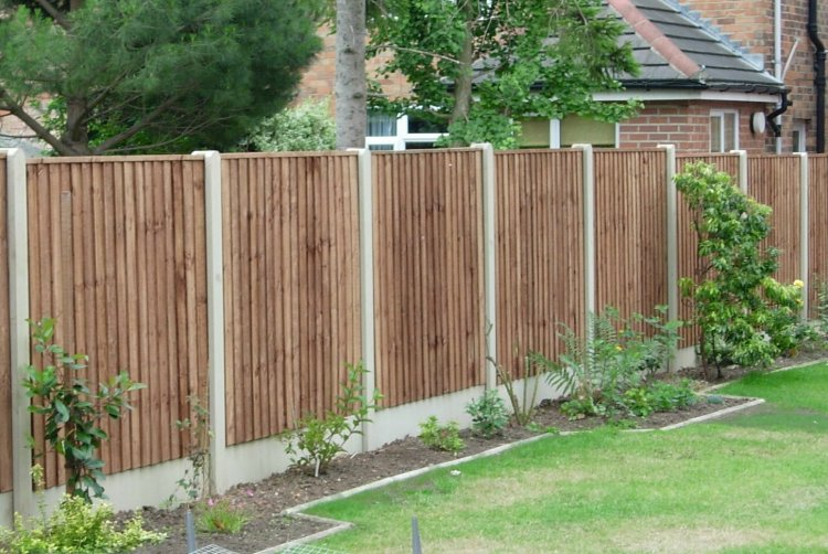 garden fencing ideas privacy photo - 6
