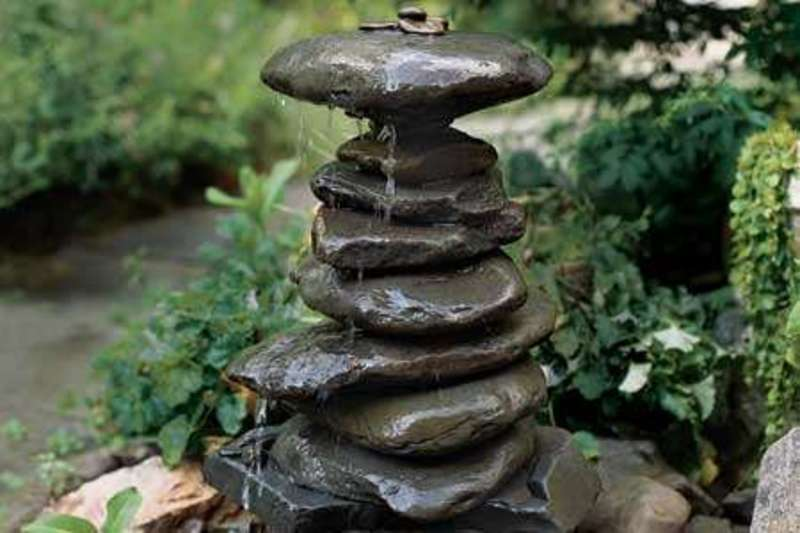 garden fountains ideas photo - 6