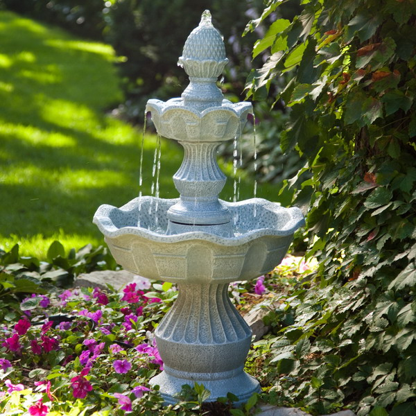 Garden Water Fountains Ideas Photo   2