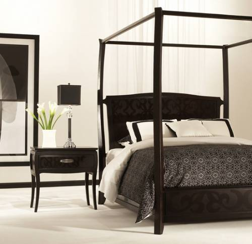girls bedroom furniture black photo - 3