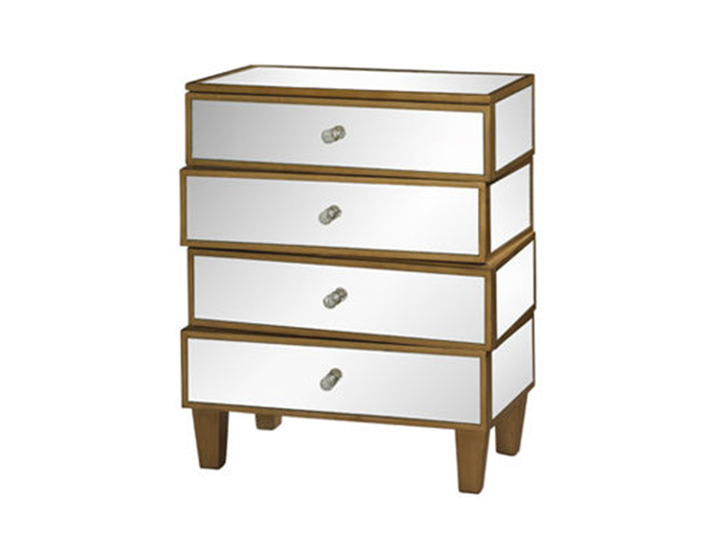 Gold And Silver Mirrored Furniture Furniture Glamorous Pier One Dresser Design For Your Custom