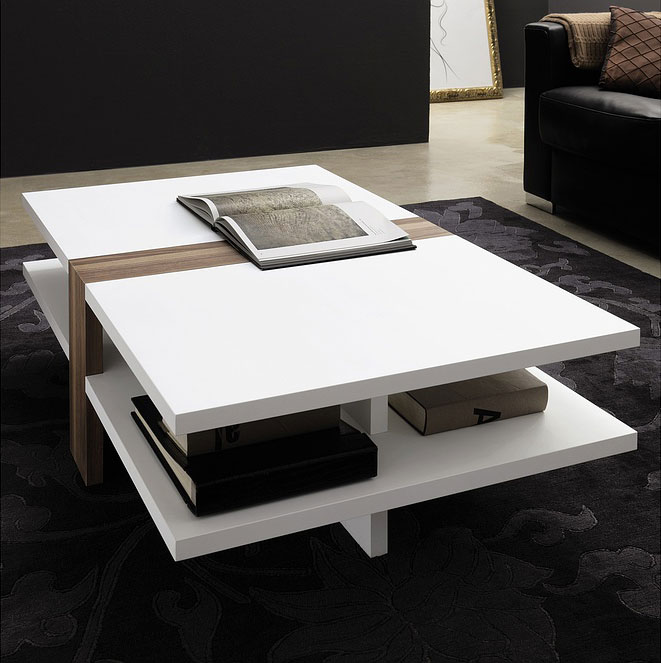 good coffee table design photo - 5