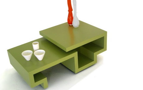 great coffee table design photo - 1