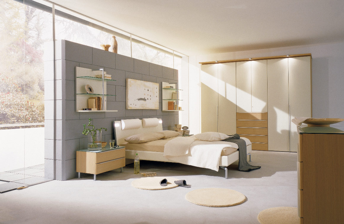 grey bedroom ideas decorating photo - 5