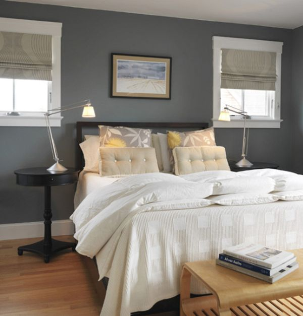 grey bedrooms ideas photo - 3