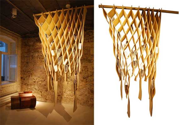 hanging room dividers photo - 5