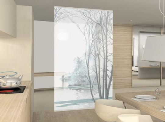 hanging room dividers photo - 6