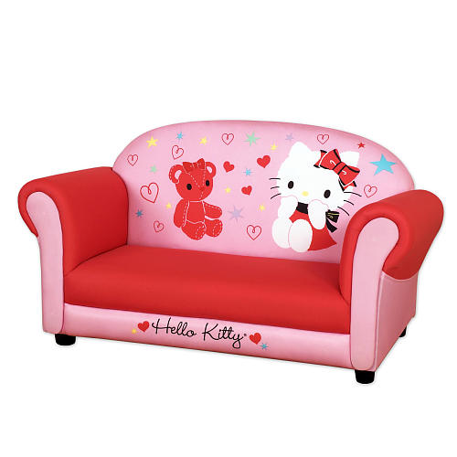 hello kitty bedroom furniture for kids photo - 2