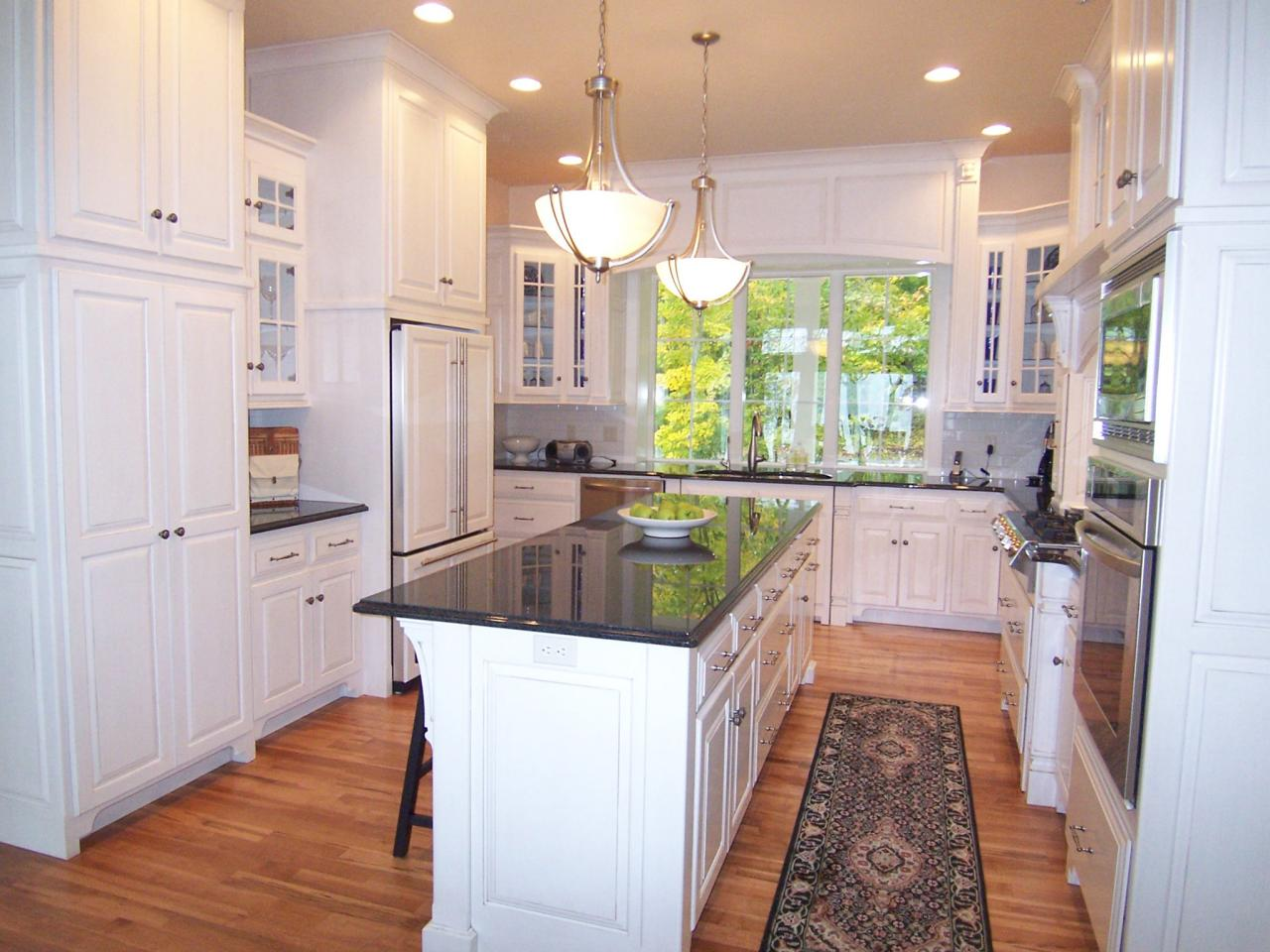 hgtv u shaped kitchen designs photo - 2