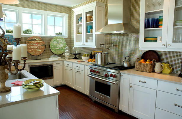 hgtv u shaped kitchen designs photo - 3