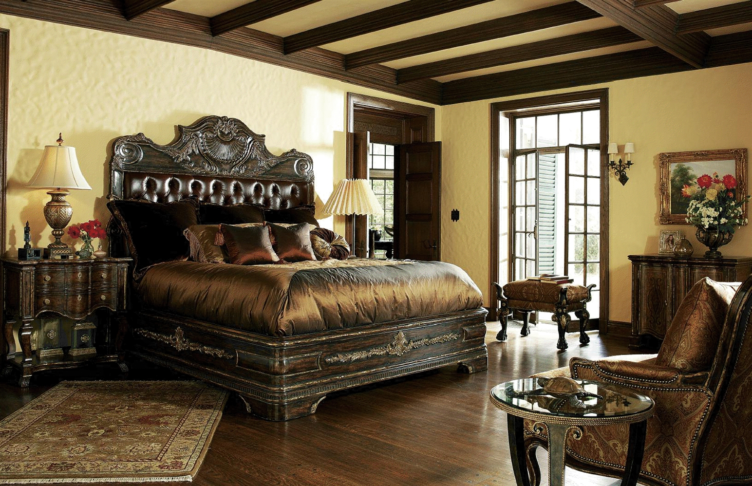 High End Bedroom Furniture Sets Interior Exterior Doors